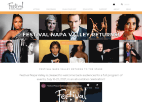 festivalnapavalley.org