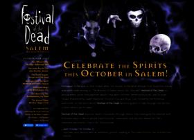 festivalofthedead.com