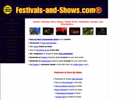 festivals-and-shows.com