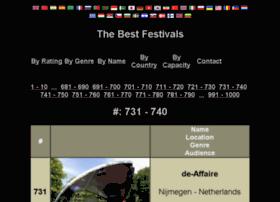 festivals.culturesite.org