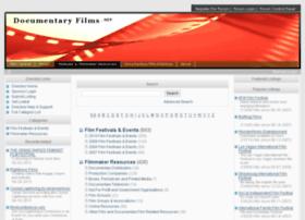 festivals.documentaryfilms.net
