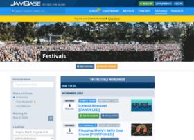 festivals.jambase.com