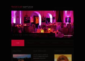 festivalservice.com
