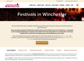 festivalsinwinchester.co.uk