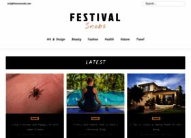 festivalsnobs.com