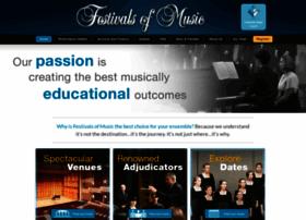 festivalsofmusic.com