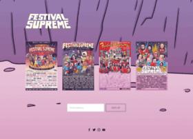 festivalsupreme.com