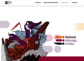 festiwaldobregosmaku.eu