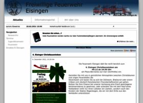 feuerwehr-eisingen.de