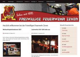 feuerwehr-zeven.de