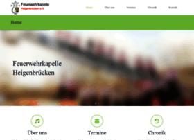 feuerwehrkapelle-heigenbruecken.de