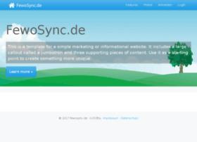 fewosync.de