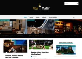 fewvsmany.com