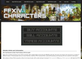 ffxivcharacters.com