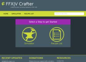 ffxivcrafter.com