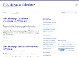 fhamortgagecalculator.org