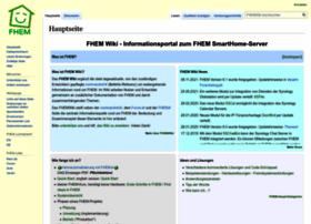 fhemwiki.de