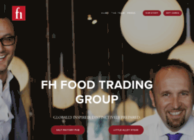 fhfoodtradinggroup.com