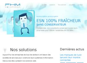 fhmsolutions.com