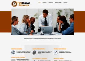 fhrhuman.net
