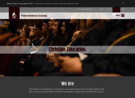 fhu.edu