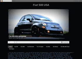 fiat500usa.blogspot.com