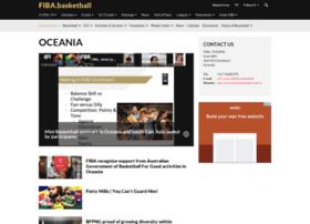 fibaoceania.com