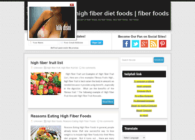 fiber-diet-foods.blogspot.com