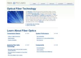 fiber-optics.info