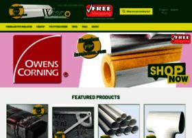 fiberglasspipeinsulation.com