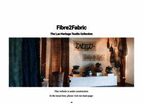 fibre2fabric.org