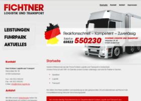 fichtner-logistik.de