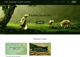fictionacademy.teachable.com