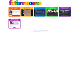 fictionresource.com