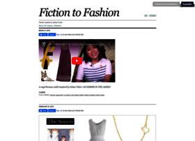 fictiontofashion.com