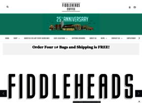fiddleheadscoffee.com