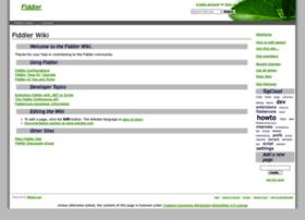 fiddler.wikidot.com