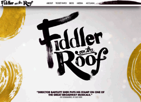 fiddlermusical.com