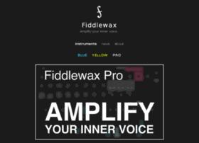 fiddlewax.com