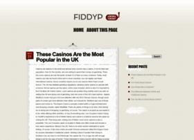 fiddyp.co.uk