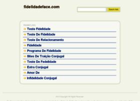 fidelidadeface.com