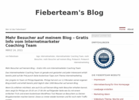 fieberteam.wordpress.com