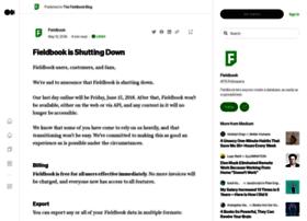 fieldbook.com