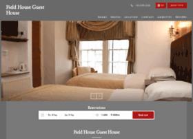fieldhouseguesthouse.com