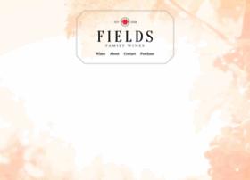 fieldsfamilywines.com
