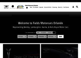 fieldsmotorcarsorlando.com