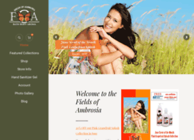 fieldsofambrosia.com