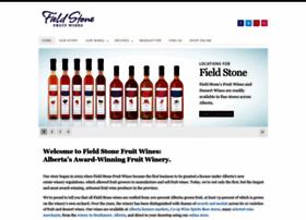 fieldstonefruitwines.com
