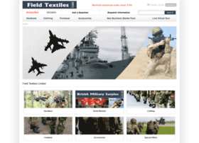 fieldtextiles.co.uk