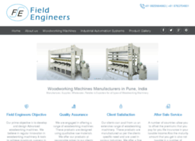 fieldwoodworkingmachines.com